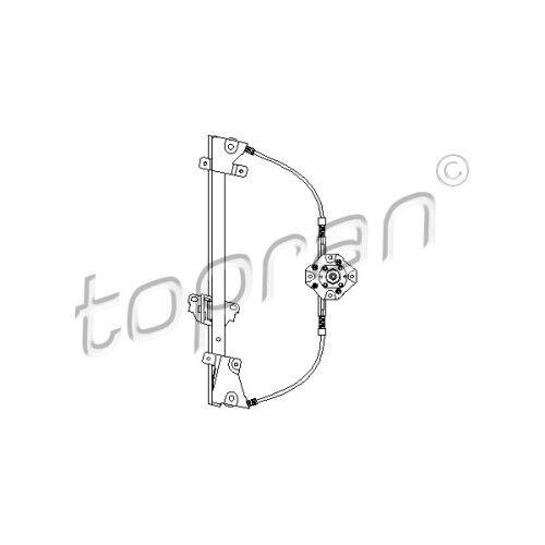 TOPRAN FENSTERHEBER LINKS VORNE OPEL 3068613