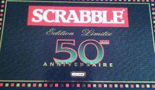 Jeu de société Scrabble Edition Limitée 50ème Anniversaire - Jeux Spear