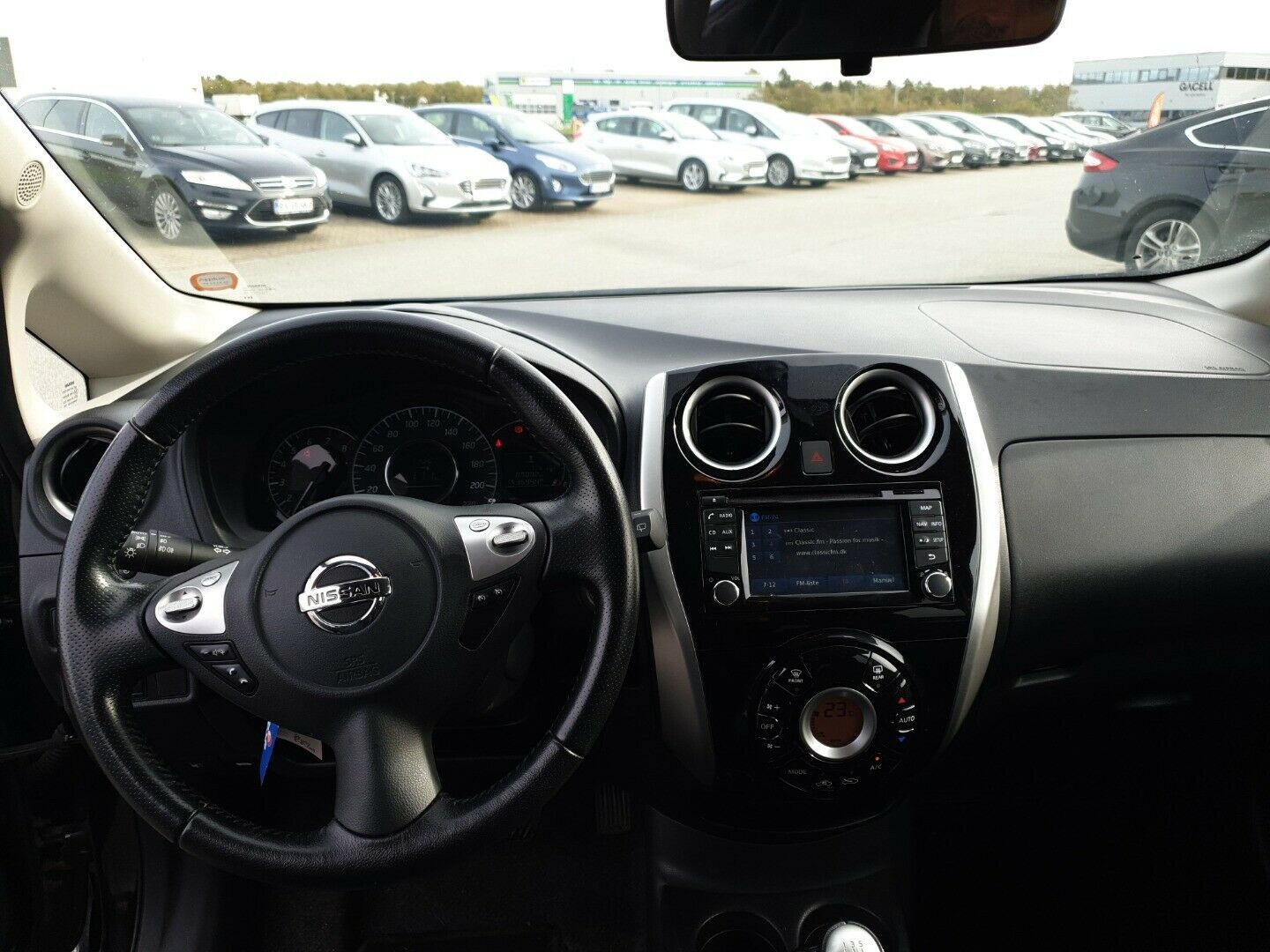 Nissan Note 1,2 Acenta Tech Pack - billede 7