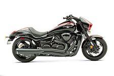 Hard Krome Exhaust, Pipe 2 into 1 Velocity Pro, Suzuki M109R BOSS; 461B-6070