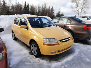 !!! 2006 CHEV AVEO ONE OWNER !!!