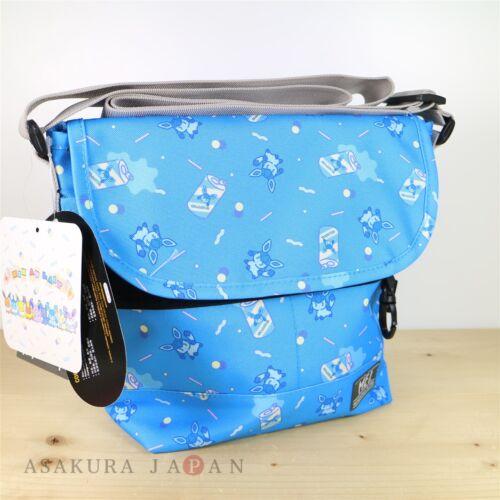 Pokemon Center Original MIX AU LAIT Messenger bag Glaceon CORDURA MEI Shoulder