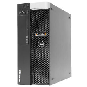 Dell-T3600-Workstation-Xeon-E5-1620-16GB-RAM-Quadro-4000-128GB-SSD-1TB-HDD-W7