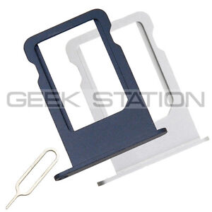 reputable site c88c5 c2951 Details about for iPhone 5 sim card holder tray replacemen t part with tool