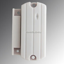 WIRELESS Porta Finestra Gap Sensore di contatto per il sistema di allarme UK