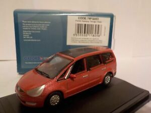 Model-Car-Ford-Galaxy-Red-1-76-New