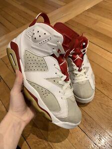 Image is loading Nike-Air-Jordan-6-Retro-Alternate-Hare-Sz- 6910e372c