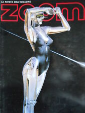 ZOOM - rivista immagine n°87 1989 Robert Peak - Hajime Sorayama  [C65]