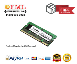 1GB PC2700 SO-DIMM IBM THINKPAD T41 T42 T41p T42p X31 X32 X40 RAM Memory 31P9834