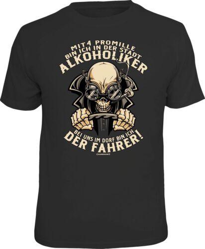 Fun T-Shirt-Le chauffeur avec 4 Pour Mille-Hommes Cadeaux Shirts 4 Heroes