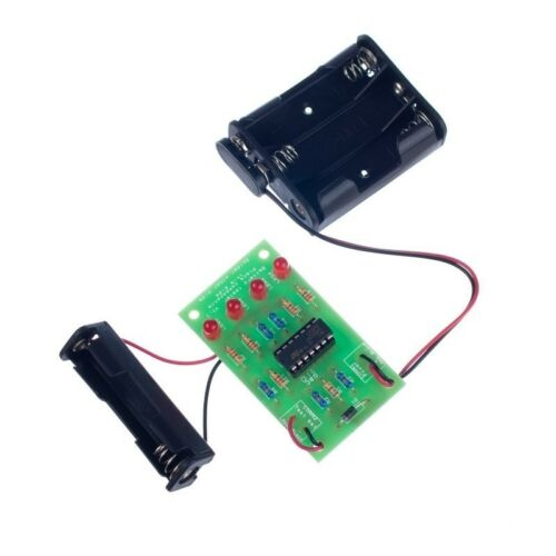 Battery Tester Project Kit Electronics Project Soldering Learn Electronics