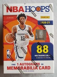 Panini Hoops 2020-21 nba Basketball Blaster Box