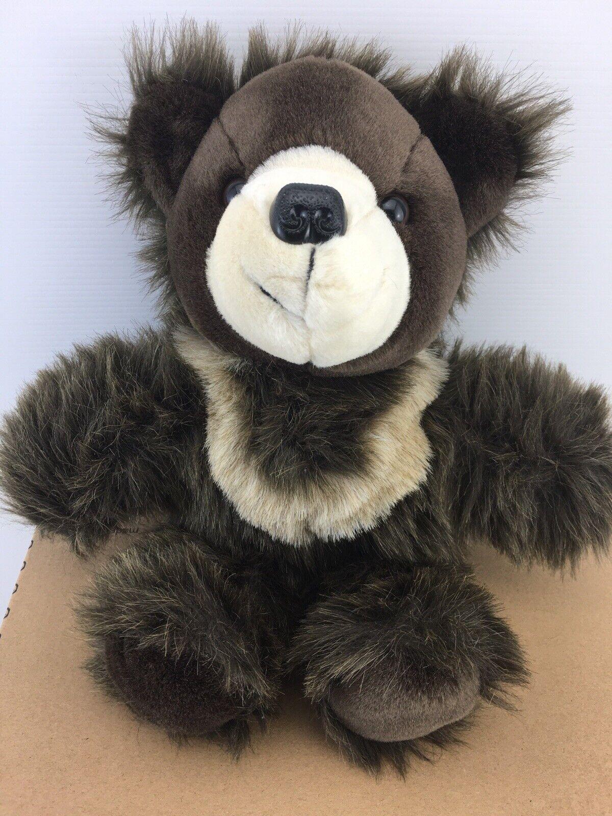 Sunbear Stuffed Animal, Hansa Sitting Sun Bear Realistic Cute Soft Animal Plush Toy 23cm For Sale Online Ebay