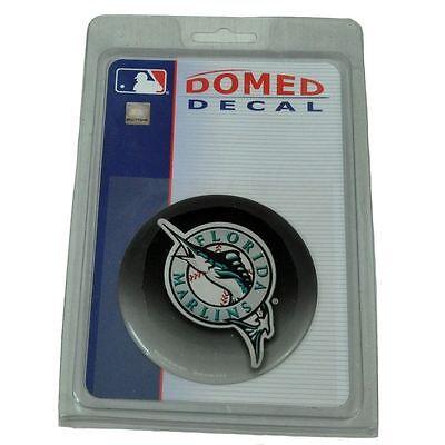 Baseball & Softball Gutherzig Mlb Baseball Florida Marlins Logo Aufkleber Lizenziert Sammlerstück Ausgereifte Technologien Weitere Ballsportarten
