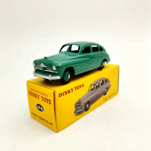 DeAgostini-Dinky-toys-24Q-Ford-Vedette-49-Green-1-43-Diecast-Models-Collection