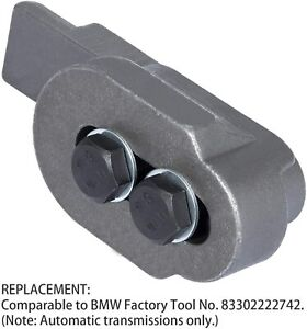 2801 Flywheel Holder for BMW N20 N26 Great for Replacing The Timing Chain Heavy Duty