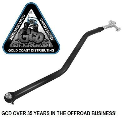 "Steinjager J0030946 Dbl Adjustable Front Track Bar TJ Wrangler with 3-6/"" Lift"