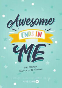 Resilient ME Gratitude Journal for Kids: Awesome Ends In Me by Awesome Inc