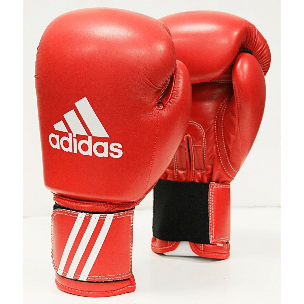 New adidas Boxing Training Fitness  G s Gym G s MMA Muay Thai Training-RED  big discount