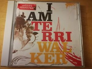 TERRI WALKER.  -   I AM.  -  RARE INDIE R&B  CD