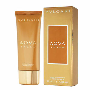 e34a36aa76 BVLGARI AQVA AMARA FOR MEN-AFTER SHAVE BALM-3.4 OZ-100ML-AUTHENTIC ...