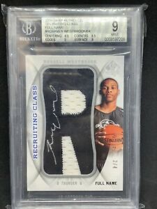 Russell-Westbrook-NBA-Sp-Autnentic-Recruiting-Class-2008-09-Rookie-Auto-2-4-Rare