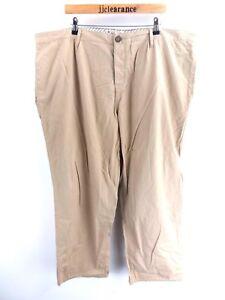 Penguin Mens Chinos Trousers W48 L31 Brown Cotton Extrem Effizient In Der WäRmeerhaltung Kleidung & Accessoires Hosen