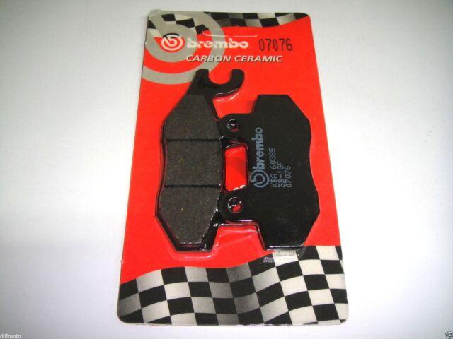 PASTILLAS DE FRENO TRASERO BREMBO 07076 PEUGEOT GEOPOLIS 250 2008