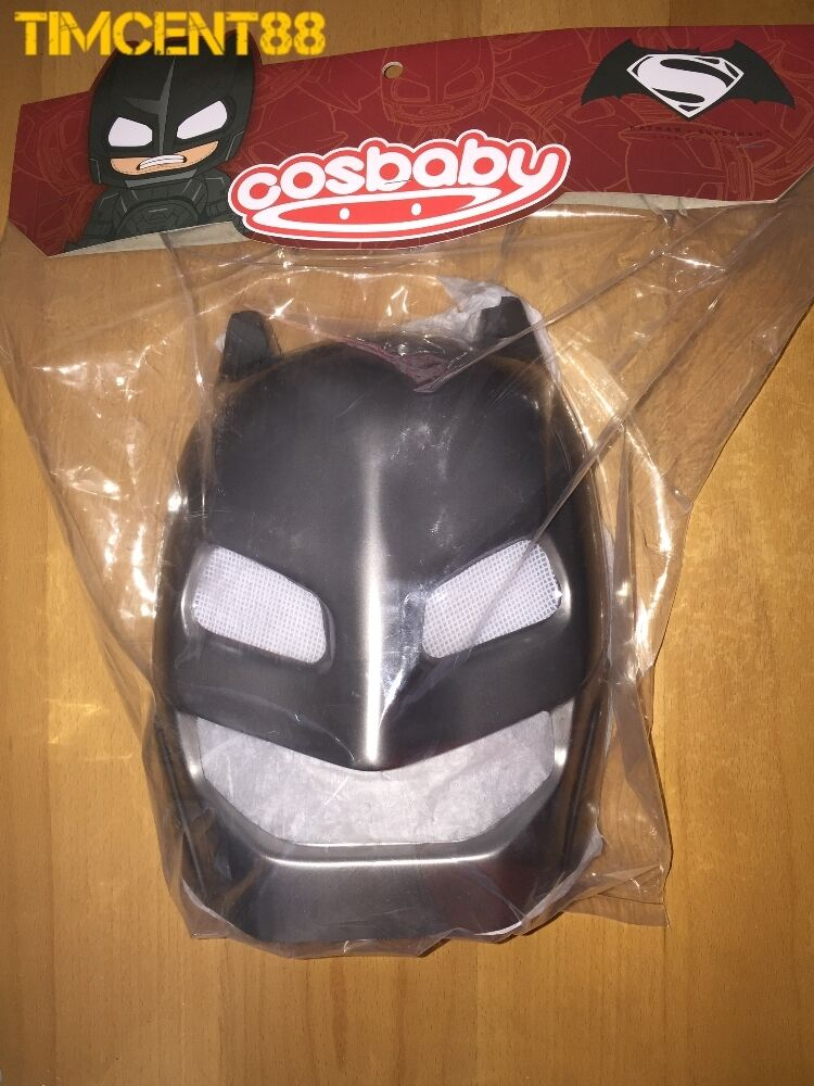 Hot Toys Batman v Superman Dawn of Justice Cosbaby Armored Helmet life-size 1 1