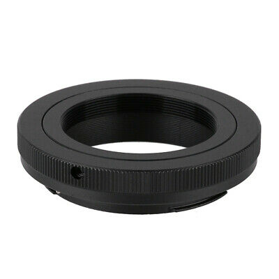 T2 Adapter,T2 Lens Adapter T2 Adapter Ring T-Mount Mirror Lens Telephoto Telescope to DSLR Camera
