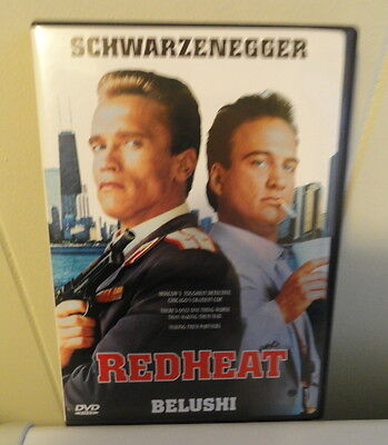 Red Heat DVD (Action)