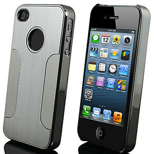 Aluminum-Luxury-Brushed-Steel-Chrome-Deluxe-Case-Cover-Skins-For-iPhone-5-5S