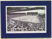 Birmingham City - St Andrews . Limited Edition Stadium Art Print by Stuart Herd