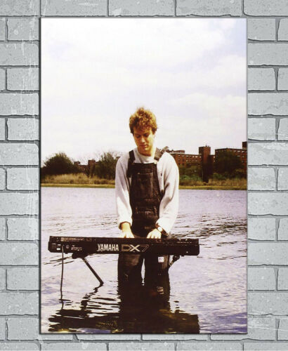 D-429 New Mac DeMarco Post-Punk Music 27x40IN fabric Art Poster