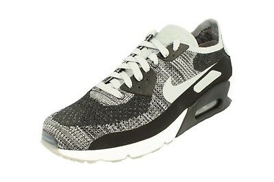 Nike Air Max 90 Ultra 2.0 Flyknit Mens Running Trainers 875943 005 Sneakers  Shoe | eBay