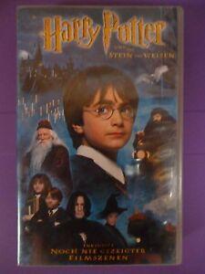 Harry Potter und der Stein der Weisen VHS Videokassette - Pittenhart, Deutschland - Harry Potter und der Stein der Weisen VHS Videokassette - Pittenhart, Deutschland