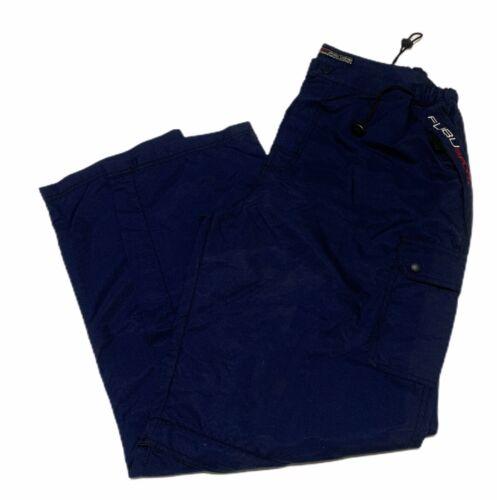 VINTAGE FUBU EXTREME SPORTS Baggy 100% Nylon Pants