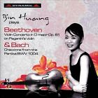 Bin Huang Plays Beethoven & Bach (CD, Jul-2013, Dynamic (not USA))