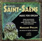 Camille Saint-Saens: Music For Organ (CD, Jun-2003, York Ambisonic)