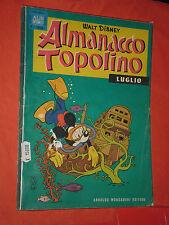 ALBO D'ORO ALMANACCO DI TOPOLINO n° 7 - DEL 1963 -originale mondadori- usato