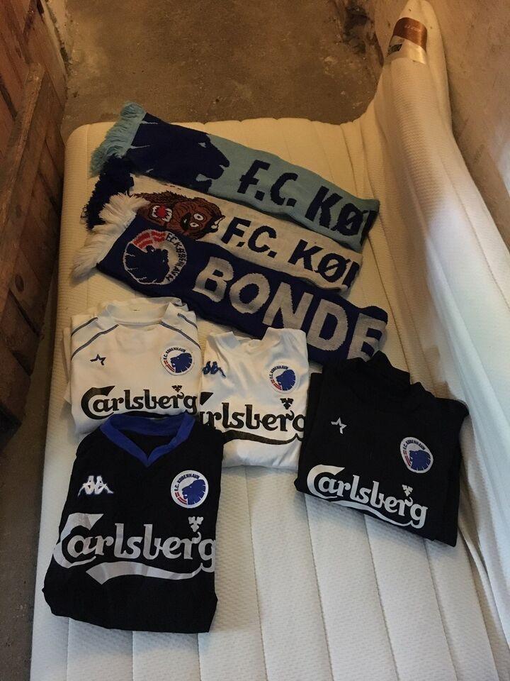 Fodboldtrøje, FCK, str. Str 12 år