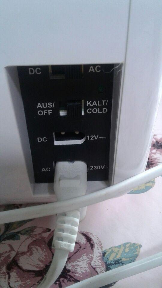 Mini Cooler, andet mærke TCM 240453, 4 liter