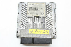 2010-AUDI-A6-ENGINE-COMPUTER-CONTROL-MODULE-UNIT-ECU-ECM-4F1-910-551-D-OEM-10