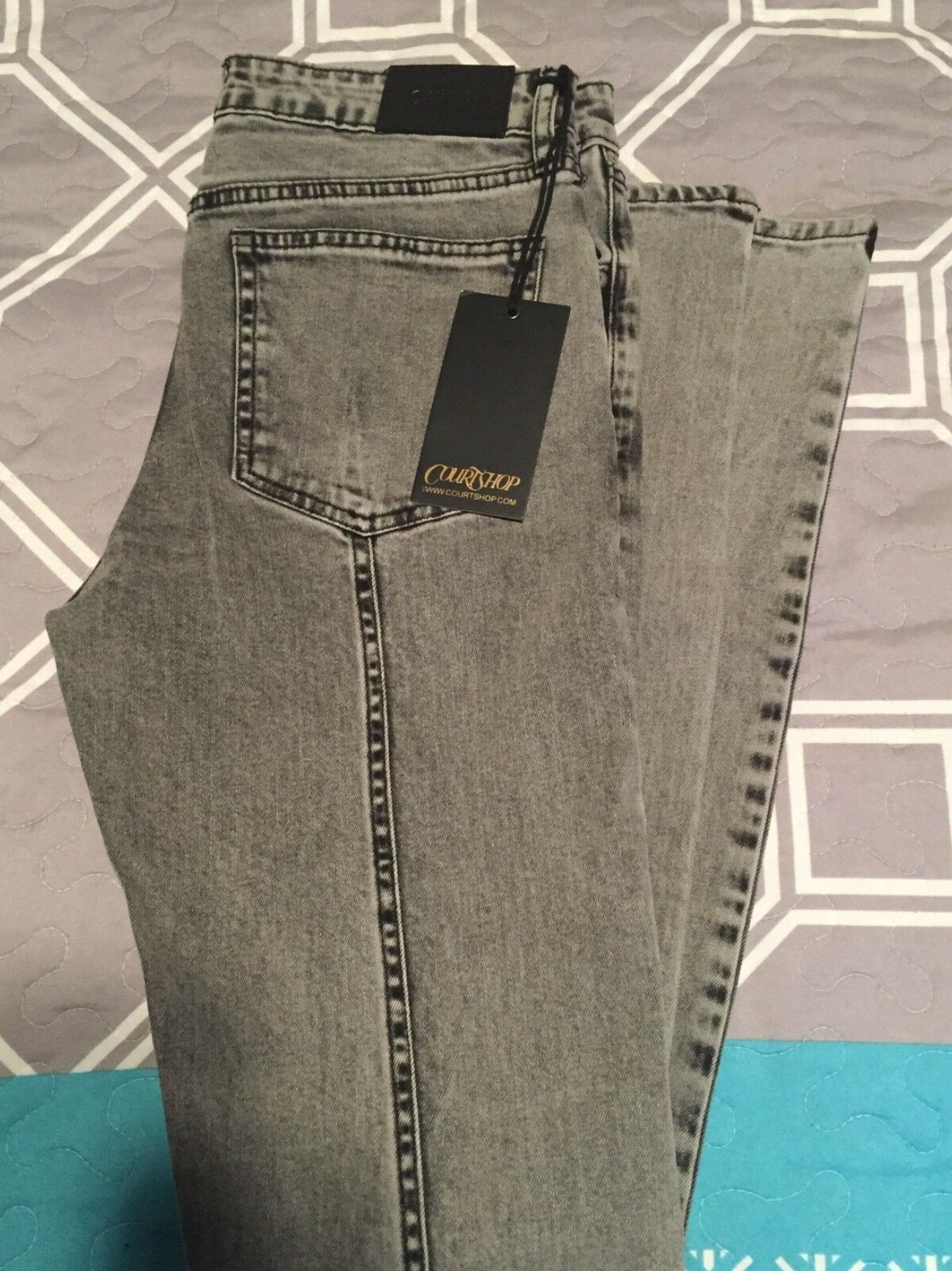 Courtshop jeans martine lite acid size 27