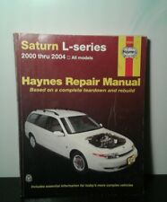 haynes repair manual saturn l series 2000 thru 2004 all models rh ebay com Saturn Repair Manual PDF 2000 Saturn L Series Engine