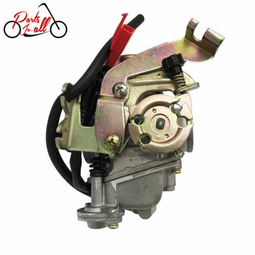 Vergaser CVK30 CVK Carburetor for 150cc 125cc GY6 4-Stroke ATV Go karts