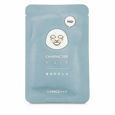 The Face Shop Character Mask - Sheep 10x23g