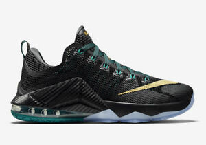 sports shoes 5ad8a 27ff4 Image is loading Nike-LeBron-12-XII-Low-SVSM-size-13-