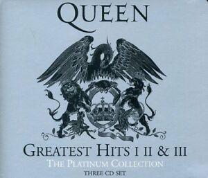 Queen-Greatest-Hits-I-II-amp-III-The-Platinum-Collection-CD-Sent-Sameday
