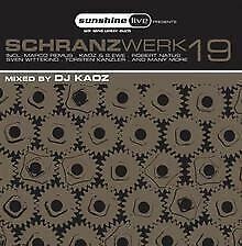 Schranzwerk Vol. 19 von Various, DJ Kaoz | CD | Zustand gut